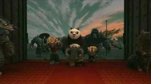 Kung Fu Panda 2 Trailer Latino