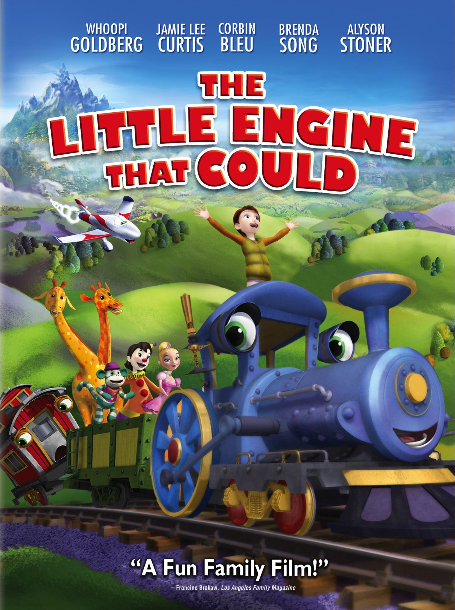 La pequeña locomotora que sí pudo
