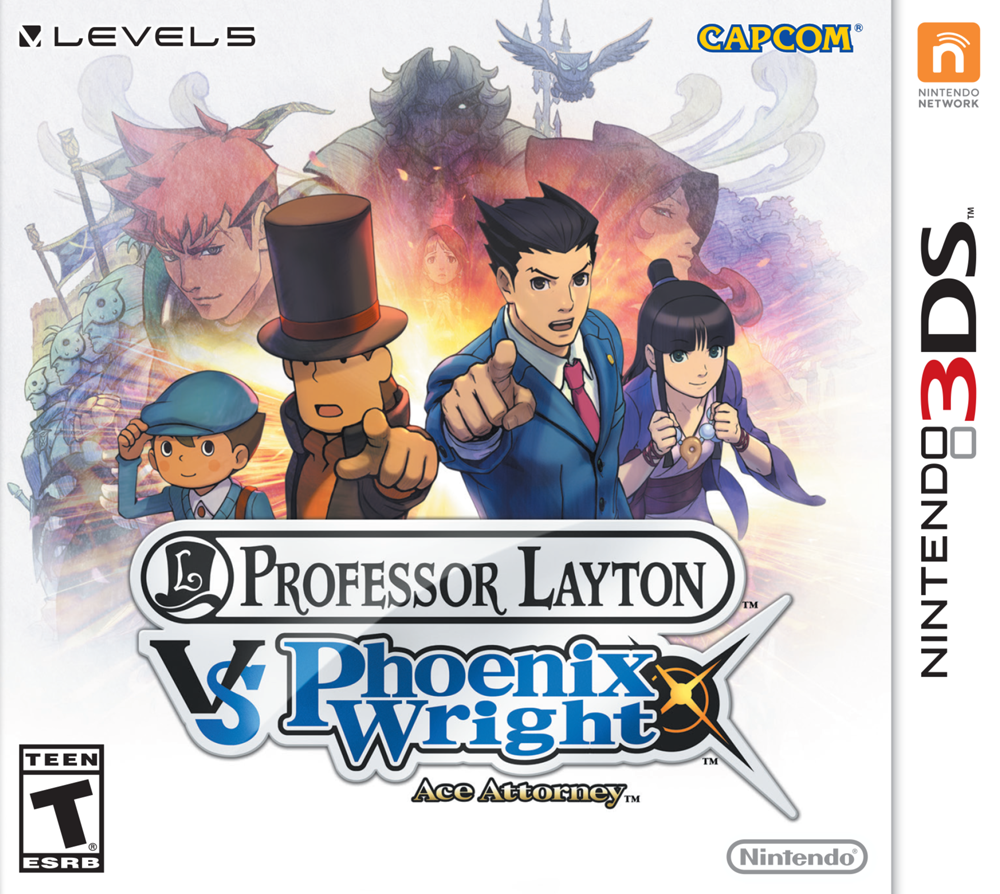 Alex1999zero/Profesor Layton vs Phoenix Wright: Ace Attorney