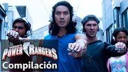 Power Rangers en Español Dino Super Charge – ¡Es hora de transformarse!