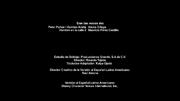 Créditos de doblaje del Corto promocional 2 de Spider-Man de Marvel (DL)