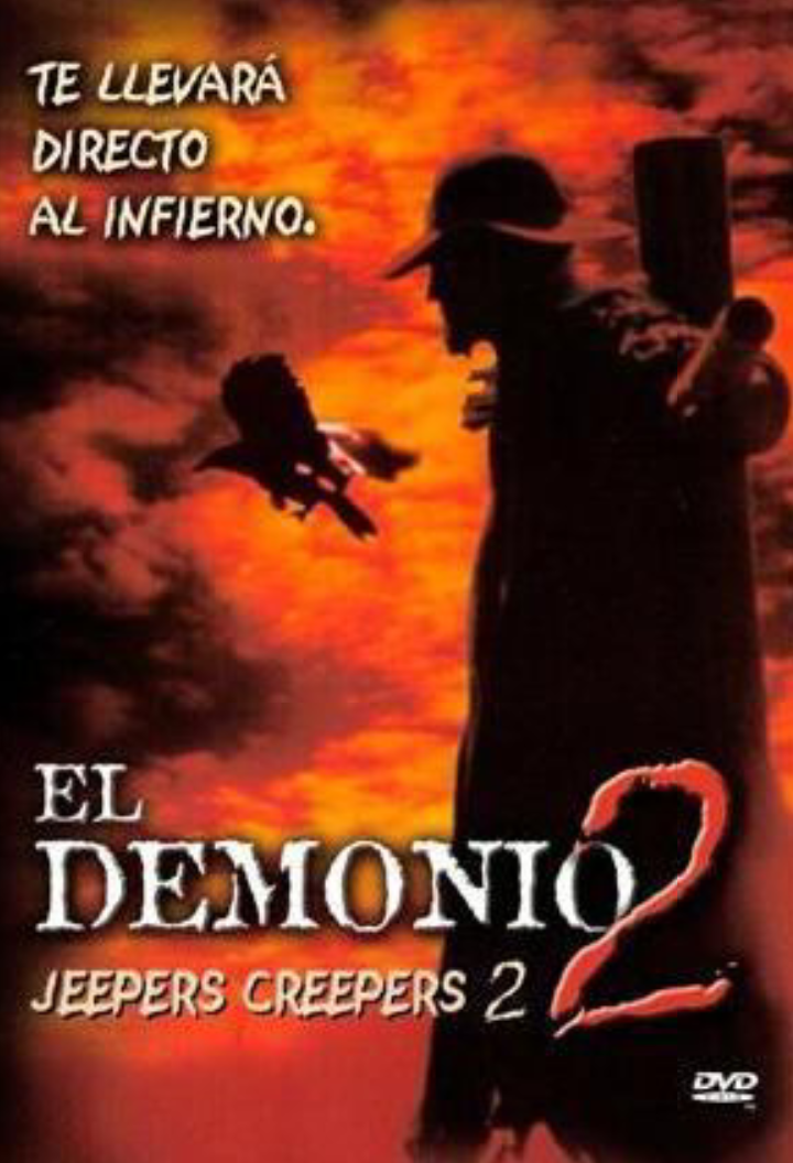 El Demonio 2 (Jeepers Creepers 2)
