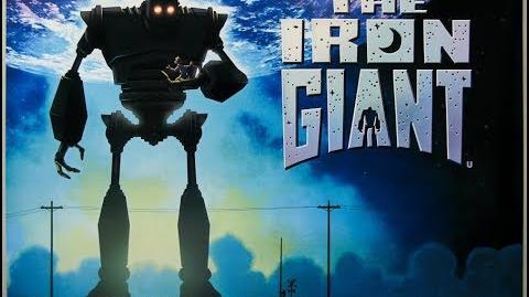 El Gigante de Hierro (1999) Trailer Doblado -Retro-