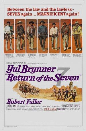 El retorno de los siete