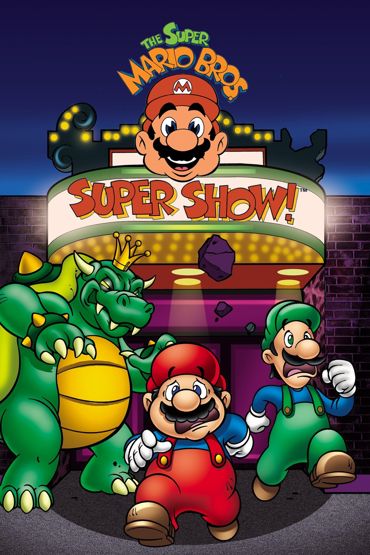 El show de Super Mario Bros.
