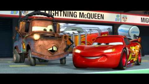 Cars 2- Un vistazo súper secreto