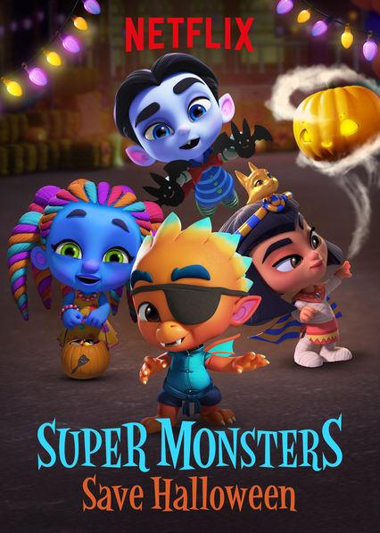 Supermonstruos: Especial de Halloween