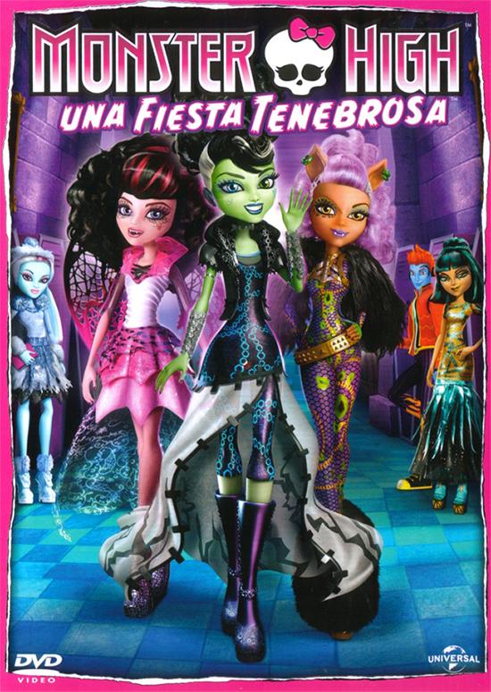 Monster High: Una fiesta tenebrosa