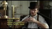 Sherlock Holmes Comparación Doblaje Película-Tráiler