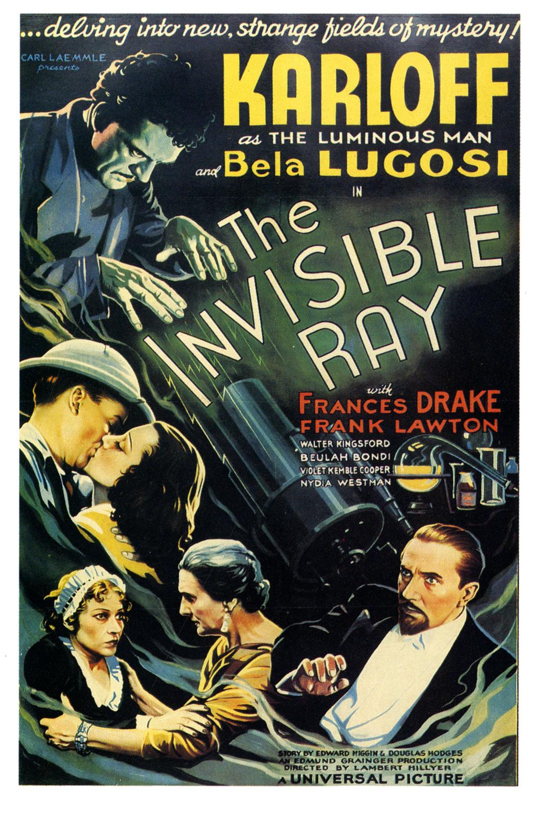 El rayo invisible