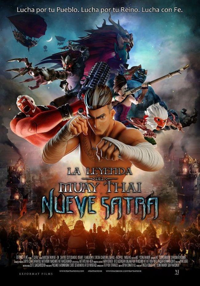 Nueve Satra: La leyenda del Muay Thai