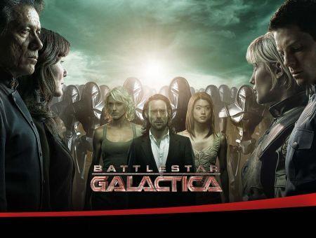 Galáctica: Astronave de combate (2004)