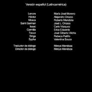 Credits(ep.6 temp.3) Castlevania