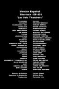 Doblaje Latino de Sherlock (4ª Temp. - Cap. 1)