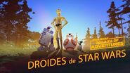 Droides de Star Wars Star Wars Galaxy of Adventures