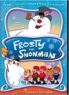 Frosty, el muñeco de nieve