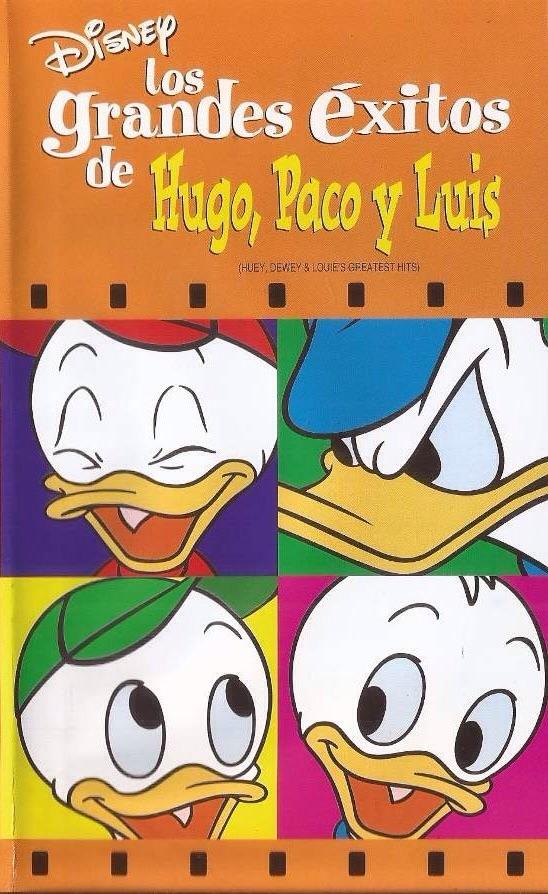 Los grandes éxitos de Hugo, Paco y Luis