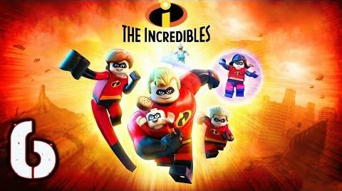 "LEGO LOS INCREÍBLES - GAMMEPLAY EN ESPAÑOL (LATINO) - EPISODIO 6 ""ENFRENTANDO A RAPTA PANTALLAS"""