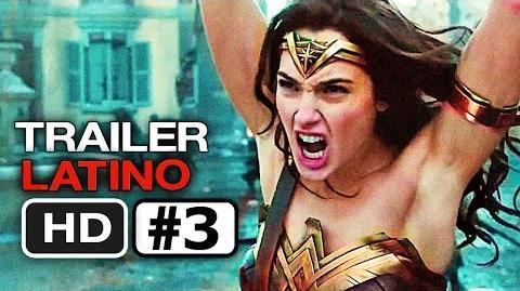Trailer 3 en Español LATINO La Mujer Maravilla (WONDER WOMAN) (HD)