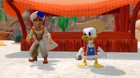 Disney Infinity 2 Pato Donald