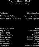Doblaje Latino de Dragones Jinetes de Berk (Capitulo 17)