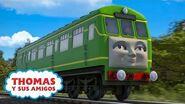 El ferrocarril y los vagones Thomas y Sus Amigos Capítulo Completo Dibujos Animados