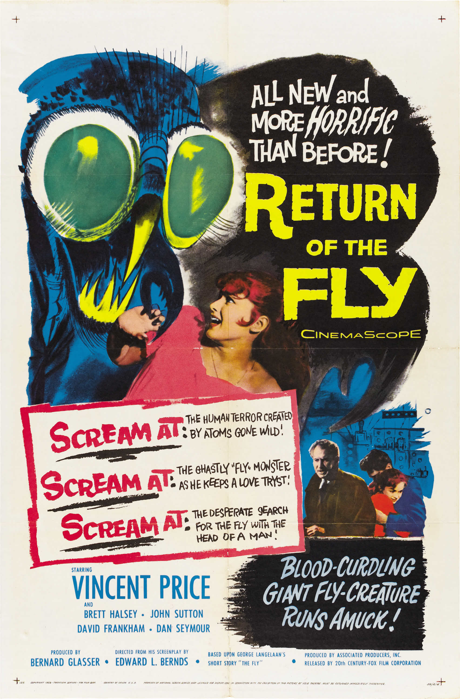 El retorno de la mosca