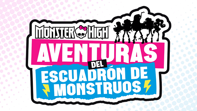 Monster High: Aventuras del escuadrón de monstruos