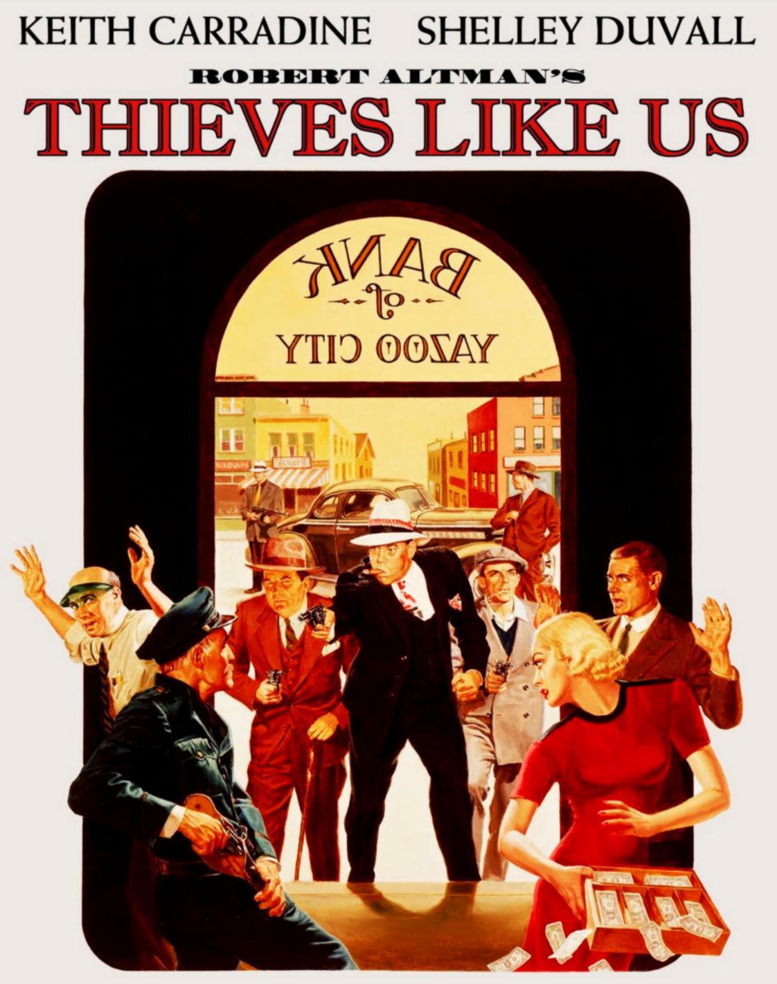 Los delincuentes