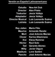 Doblaje Latino de Viva el Rey Julien (Capitulo 2)