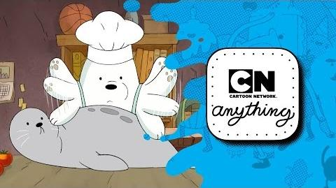 Gases de unicornio, madres misteriosas, focas marinadas CN Anything Cartoon Network