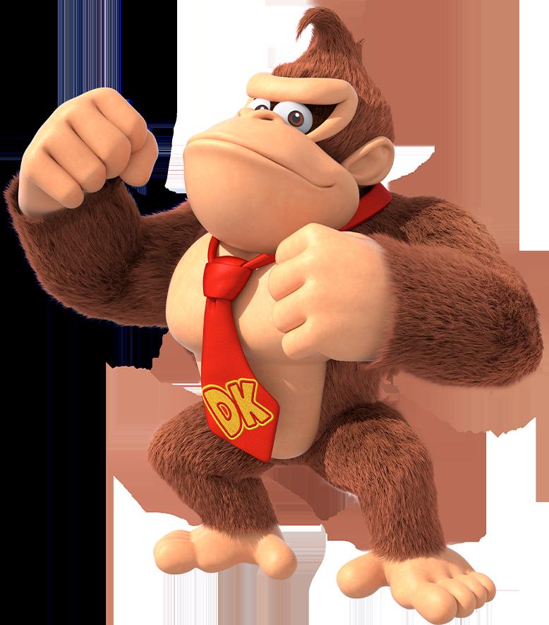 Donkey Kong (personaje)