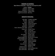 Tiger & Bunny creditos 9