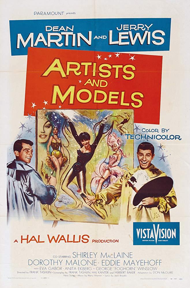 Artistas y modelos