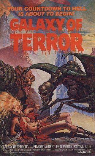 El planeta del terror