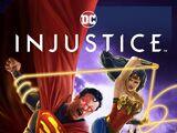Liga de la Justicia: Injustice
