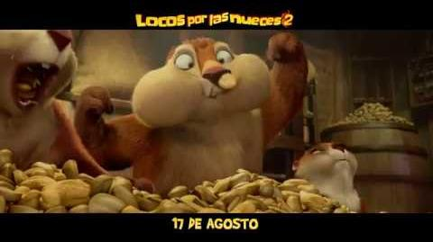 Locos por las Nueces 2 - TV Spot México-0