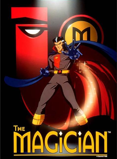The Magician: el Mago