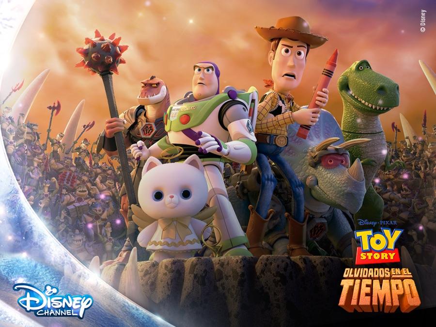 Toy Story: Olvidados en el Tiempo