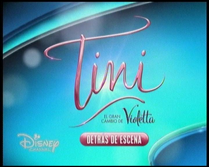 Tini: El gran cambio de Violetta — Detrás de escena