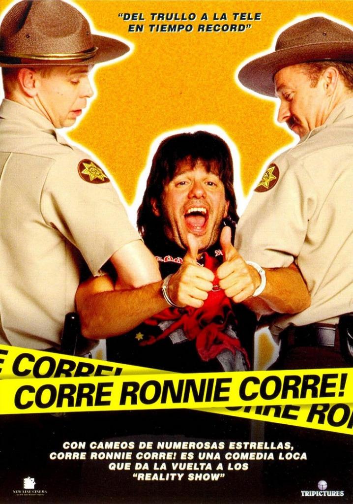 ¡Corre Ronnie corre!