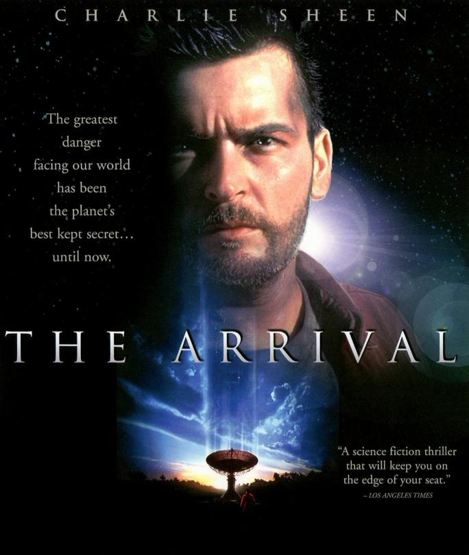 La llegada (1996)