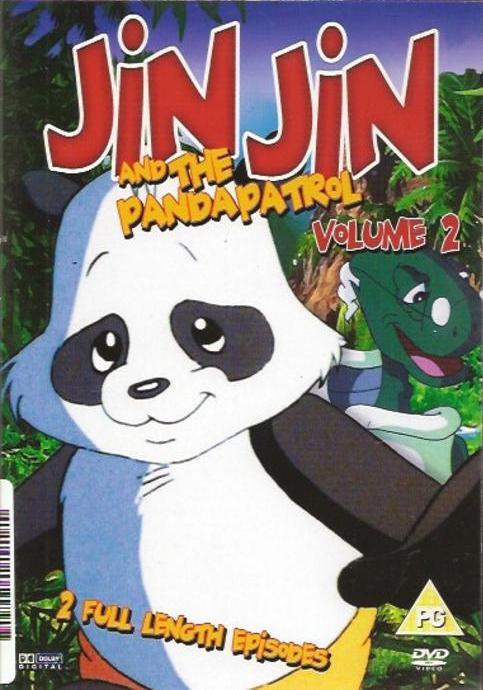 Jin Jin y la patrulla panda