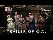Marvel Studios Unidos- Creando Wanda Vision - Tráiler oficial - Disney+