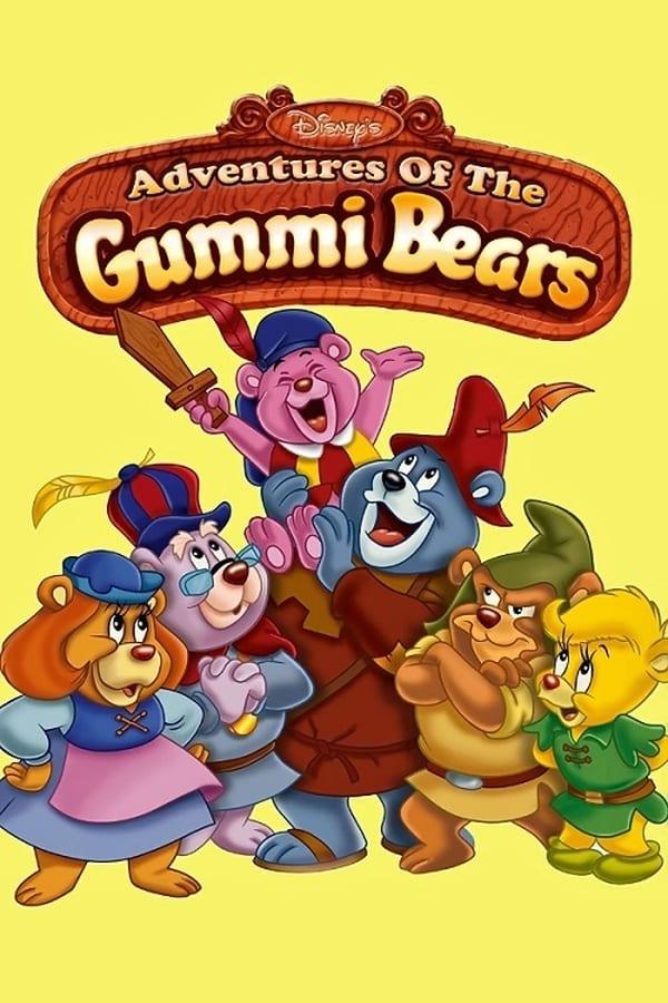Las aventuras de los osos Gummi