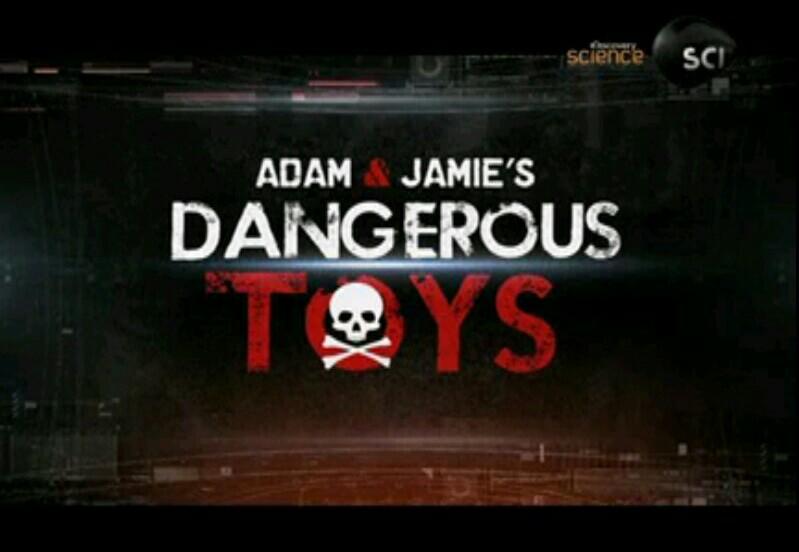 Adam & Jamie: Juguetes peligrosos