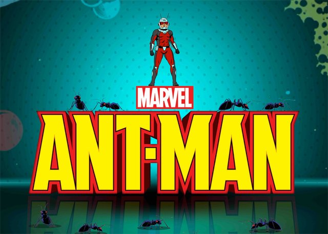 Ant-Man (cortos)