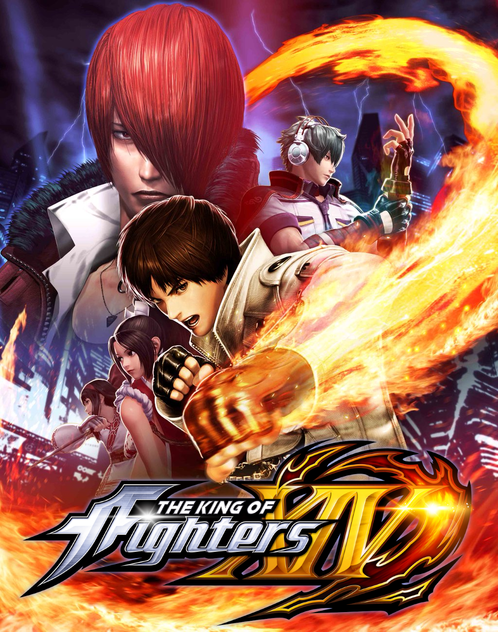 Altair-Blitz-Star/Propuesta de Doblaje: The King of Fighters XIV (DLC)