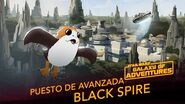 Puesto de Avanzada Black Spire Star Wars Galaxy of Adventures