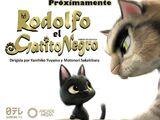 Rodolfo, el gatito negro